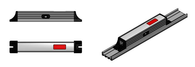 Pick to Light jednotka - jednotka pro světelnou indikaci.